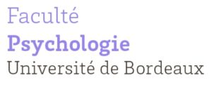 Faculté Psychologie Université de Bordeaux
