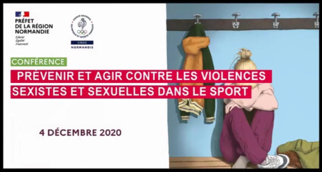 conférence DRDJSCS Normandie Greg Décamps